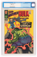 "1967 ""Hulk"" Issue #89 Tales To Astonish Comic Book (CGC 7.0) at PristineAuction.com"