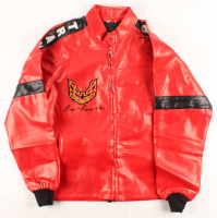 "Burt Reynolds Signed ""Smokey and the Bandit"" Leather Jacket (Beckett COA) at PristineAuction.com"