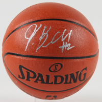 Jordan Bell Signed NBA Game Ball Series Basketball (Beckett Hologram) at PristineAuction.com