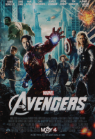 "Chris Hemsworth Signed ""The Avengers"" 12x18 Photo (AutographCOA Hologram) at PristineAuction.com"