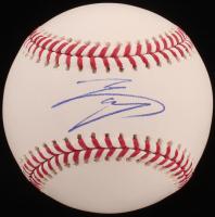 Shohei Ohtani Signed OML Baseball (Beckett LOA) at PristineAuction.com