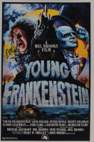 "Mel Brooks Signed ""Young Frankenstein"" 12x18 Photo (AutographCOA Hologram) at PristineAuction.com"