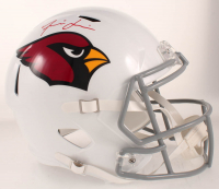 Kyler Murray Signed Cardinals Full-Size Speed Helmet (JSA COA) at PristineAuction.com