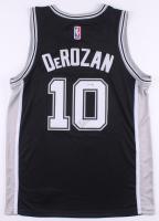 DeMar DeRozan Signed Spurs Jersey (PSA COA) at PristineAuction.com