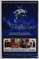 "Noah Hathaway & Alan Oppenheimer Signed ""The Never Ending Story"" 12x18 Photo Inscribed ""Atreyu"" (AutographCOA Hologram) at PristineAuction.com"