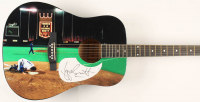 "George Brett Signed 41"" Acoustic Guitar (JSA COA) at PristineAuction.com"