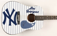 "Alex Rodriguez Signed 41"" Acoustic Guitar (JSA COA) at PristineAuction.com"