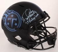 "Derrick Henry Signed Titans Full-Size Eclipse Alternate Speed Helmet Inscribed ""'19 Rushing Leader"" (Beckett COA) at PristineAuction.com"