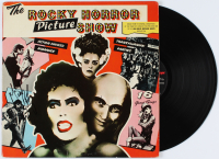 "Meat Loaf Signed ""The Rocky Horror Picture Show"" Vinyl Record Album (AutographCOA COA) at PristineAuction.com"