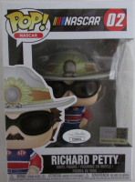 Richard Petty Signed NASCAR #2 Funko Pop! Vinyl Figure (JSA COA) at PristineAuction.com