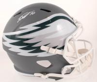 DeSean Jackson Signed Eagles Full-Size AMP Alternate Speed Helmet (JSA COA) at PristineAuction.com