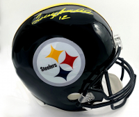 Terry Bradshaw Signed Steelers Full-Size Helmet (Beckett COA & Bradshaw Hologram) at PristineAuction.com