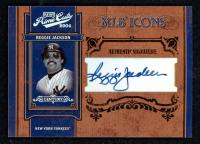 Reggie Jackson 2004 Prime Cuts II MLB Icons Century Silver #MLB69 Yanks at PristineAuction.com