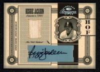 Reggie Jackson 2005 Timeless Treasures HOF Materials Signature Bat #28 at PristineAuction.com