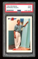 Mariano Rivera 1992 Bowman #302 RC (PSA 9) at PristineAuction.com