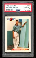 Mariano Rivera 1992 Bowman #302 RC (PSA 8) at PristineAuction.com