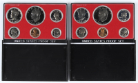 Lot of (2) 1976 United States Proof Sets at PristineAuction.com