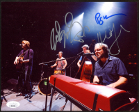 Phish 8x10 Photo Signed By (4) with Trey Anastasio, Page McConnell, Jon Fishman & Mike Gordon (JSA COA) at PristineAuction.com
