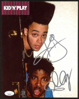 """Christopher Reid & Christopher Martin Signed """"Kid 'n Play"""" 8x10 Photo (JSA COA) at PristineAuction.com"""