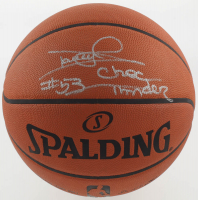 Darryl Dawkins Signed Official NBA Game Ball Basketball (JSA COA) at PristineAuction.com