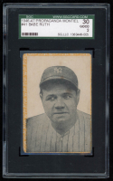 Babe Ruth 1946-47 Montiel Cuban #41 (SGC 2) at PristineAuction.com