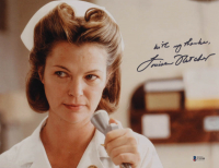 """Louise Fletcher Signed """"One Flew Over the Cuckoo's Nest"""" 11x14 Photo Inscribed """"With My Thanks"""" (Beckett COA) at PristineAuction.com"""