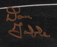 Dan Gable Signed 11x14 Photo (Beckett COA) at PristineAuction.com