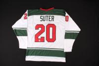 Ryan Sutter Signed Jersey (TSE COA & Beckett COA) at PristineAuction.com