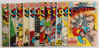 "Lot of (12) ""Superman"" 1st Series Action Comics DC Comic Books at PristineAuction.com"
