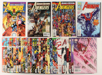 """Lot of (33) 1998-2004 """"Avengers"""" Marvel Comic Books at PristineAuction.com"""
