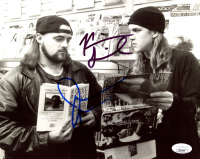 """Kevin Smith & Jason Mewes Signed """"Clerks"""" 8x10 Photo (JSA COA) at PristineAuction.com"""