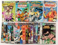 "Lot of (23) 1986-1990 ""Secret Origins"" DC Comic Books at PristineAuction.com"