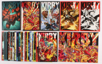 Complete run of 1-8 Kirby Genesis (2011 Dynamite) with variants 25 Total #0A, 0B, 0F, 1A, 1B, 1C, 1D, 1E, 1F, 1G, 2A, 2B, 2C, 3A, 3B, 3C, 4A, 4B, 4C, 5A, 5B, 6A, 6B, 7A, 8A at PristineAuction.com