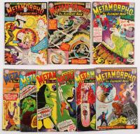 "Lot of (9) 1965-1967 ""Metamorpho"" Marvel Comic Books at PristineAuction.com"