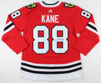 Patrick Kane Signed Blackhawks Jersey (Beckett COA) at PristineAuction.com