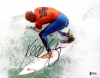 Kelly Slater Signed 8x10 Photo (Beckett COA) at PristineAuction.com