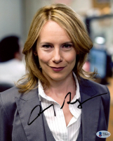 """Amy Ryan Signed """"The Office"""" 8x10 Photo (Beckett COA) at PristineAuction.com"""