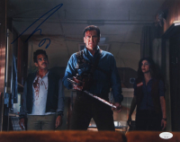 "Bruce Campbell Signed ""Ash vs Evil Dead"" 11x14 Photo (JSA COA) at PristineAuction.com"