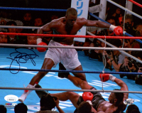 Buster Douglas Signed 8x10 Photo (JSA COA) at PristineAuction.com