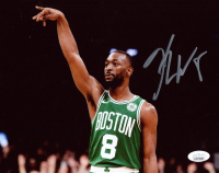 Kemba Walker Signed Celtics 8x10 Photo (JSA COA) at PristineAuction.com