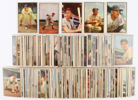 Complete Set of (160) 1953 Bowman Color at PristineAuction.com