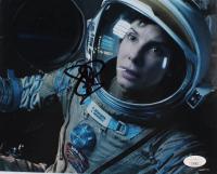 "Sandra Bullock Signed ""Gravity"" 8x10 Photo (JSA COA) at PristineAuction.com"