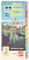 Vintage 1973 Walt Disney World Guide Book at PristineAuction.com