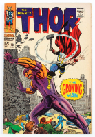 "Vintage 1967 ""The Mighty Thor"" Issue #140 Marvel Comic Book at PristineAuction.com"