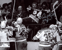 "Terry O'Reilly Signed Bruins 8x10 Photo Inscribed ""25K Fine!"" (JSA COA) at PristineAuction.com"