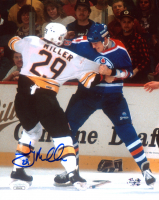 Jay Miller Signed Bruins 8x10 Photo (JSA COA) at PristineAuction.com