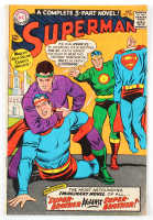 "1967 ""Superman"" Issue #200 DC Comic Book at PristineAuction.com"