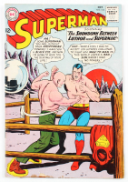 """1963 """"Superman"""" Issue #164 DC Comic Book at PristineAuction.com"""