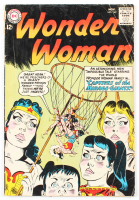 "1963 ""Wonder Woman"" Issue #142 DC Comic Book at PristineAuction.com"