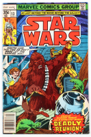 """1978 """"Star Wars"""" Issue #13 Marvel Comic Book at PristineAuction.com"""